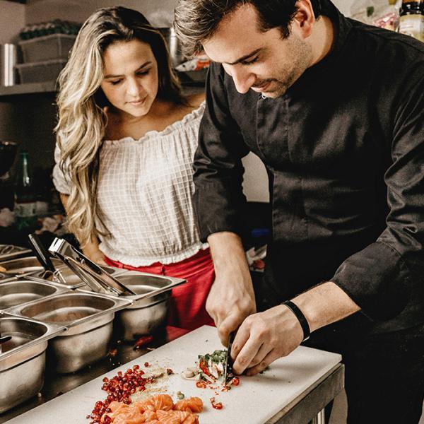 servizio chef a domicilio sunsetbar
